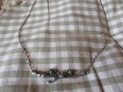 Sparkle Egg Necklace