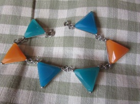 Neon Banners Bracelet